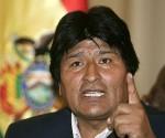 Эво Моралес, президент Боливии