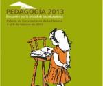 pedagogía 2013