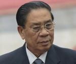 presidente Laos