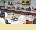 Pleno Comité Central