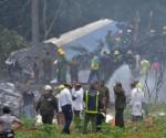 avion escenario acidente