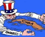 Cuba bloqueo comercio